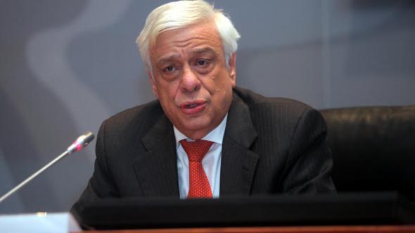 Π. Παυλόπουλος: Αντιδημοκρατικές φοβικές συμπεριφορές από γείτονες λαούς που φιλοδοξούν να μπουν στην Ε.Ένωση....