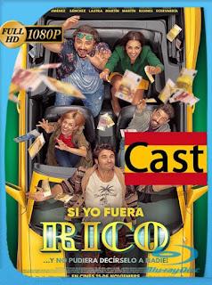 Si Yo fuera Rico (2019) HD [1080p] Castellano [GoogleDrive] SilvestreHD