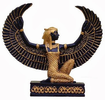 Isis Egyptian Occultism