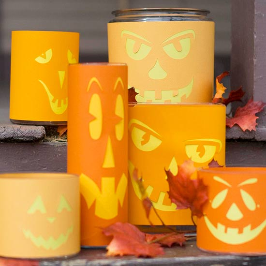 Modern Furniture: Easy Halloween Decorations Ideas 2011