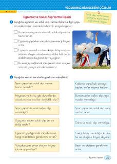 5. Sınıf Sosyal Bilgiler Ders Kitabı Cevapları Anadol Sayfa 23