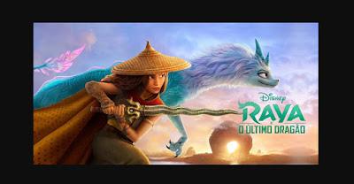 Nonton Film Raya and the Last Dragon Sub Indo 2021