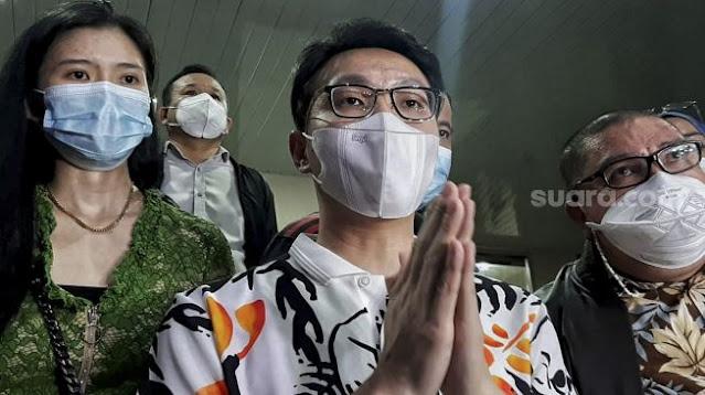 Kondisi Terkini Dokter Richard Lee Dibebaskan: Saya Mau Bicara di Media Tentang Edukasi