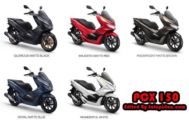 14 Perbedaan PCX 160 (2021) dan PCX 150