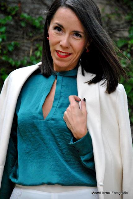 las oreiro, ginebra, zara, july latorre, julieta latorre, asesora de imagen, mislooks, outfits, como llevar verde, como vestir color verde, consejos