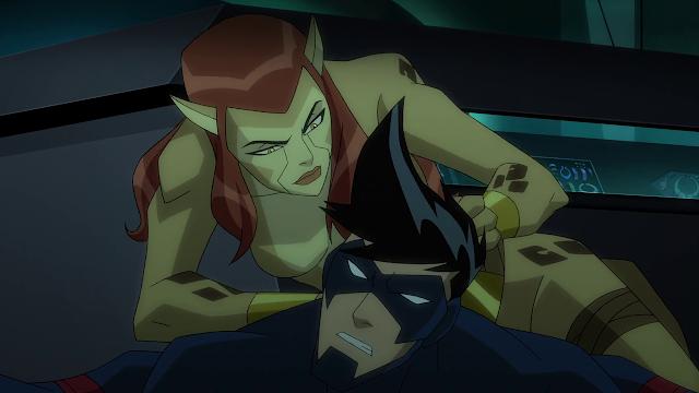 Batman Unlimited: Animal Instincts 2015 English 720p BluRay