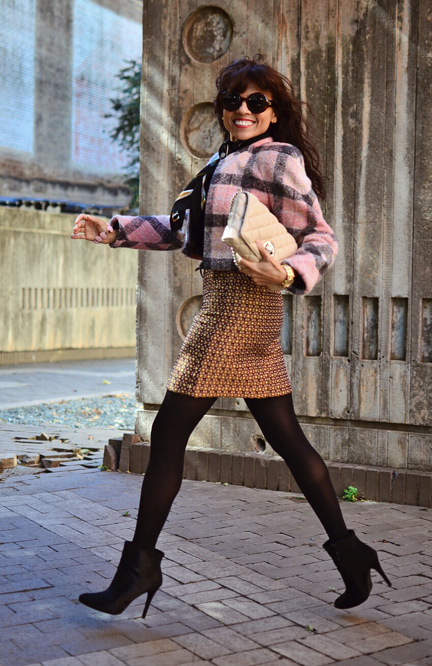Shoulder pads street style