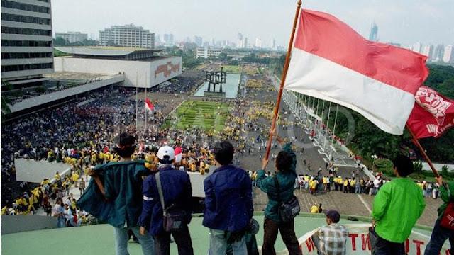 Tidak Pernah Ada Reformasi di Indonesia