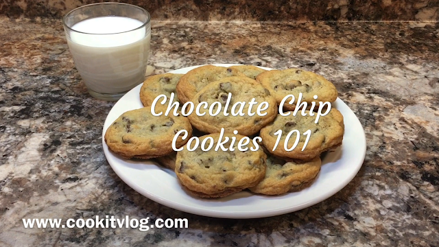 Chocolate Chip Cookies 101 Recipe