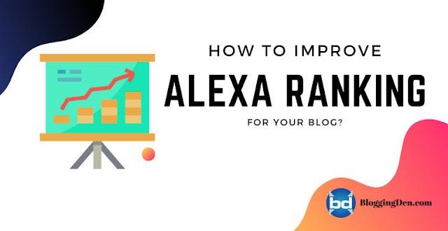 8 Ways To Increase Alexa Ranking