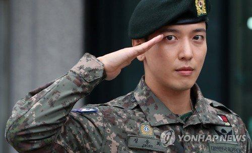 Jung Yonghwa askerliğini tamamladı