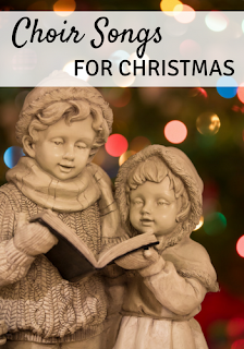 Choir songs for Christmas: Great unison, two-part, and three-part songs for your choir!