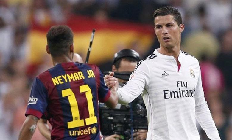 Neymar shades C. Ronaldo, says Messi deserves all Ballon d'Ors if..