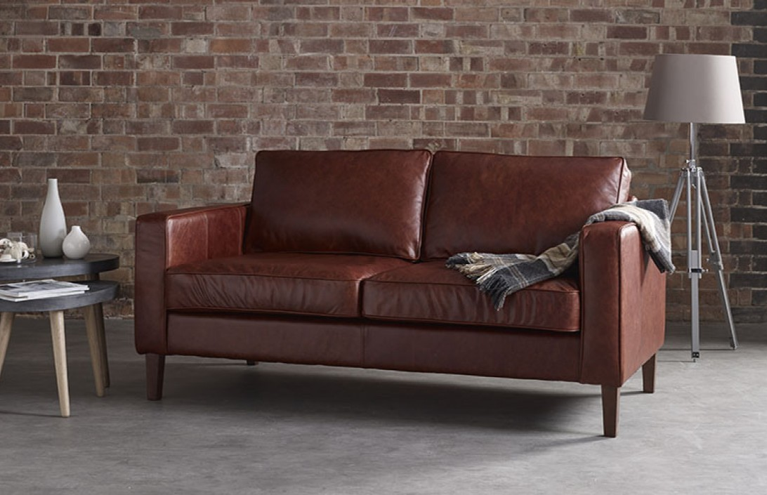 How To The Real Leather Sofas In
