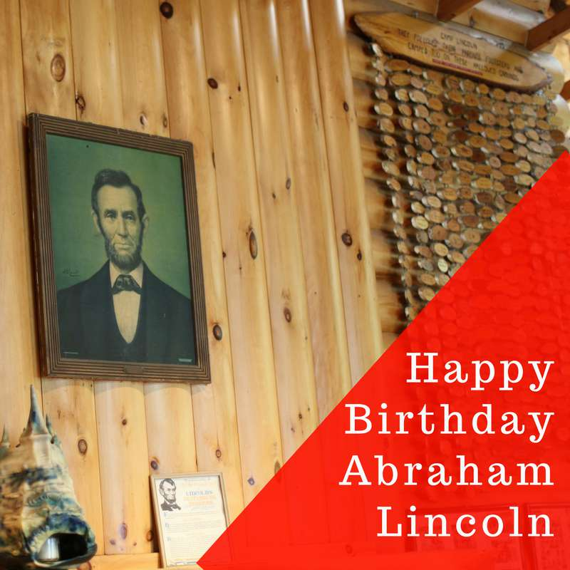 Abraham Lincoln's Birthday Wishes for Whatsapp