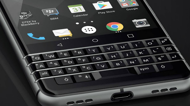Teclado Smartphone Blackberry KEYone