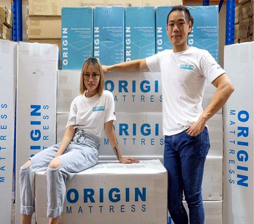 Founders of Origin Mattress