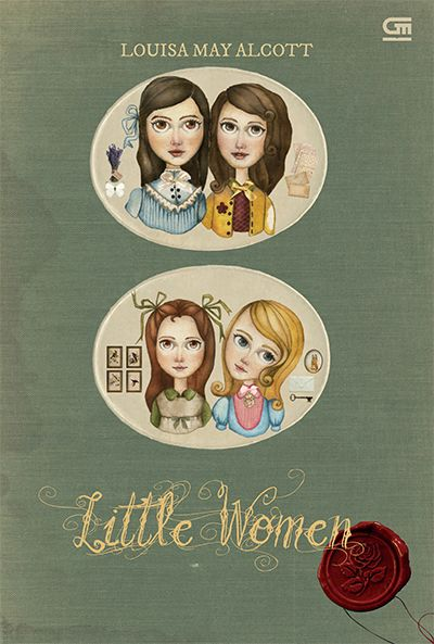 Little Women 1541356195 By Louisa May Alcott