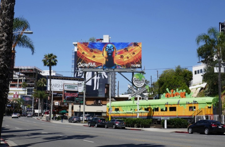 Snowfall season 3 billboard