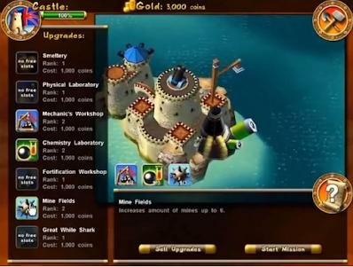 تنزيل لعبه حرب القراصنة Pirates للكمبيوتر برابط مباشر