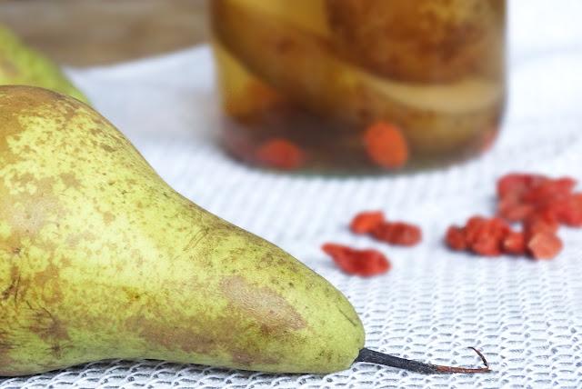 owoce goji dla dzieci