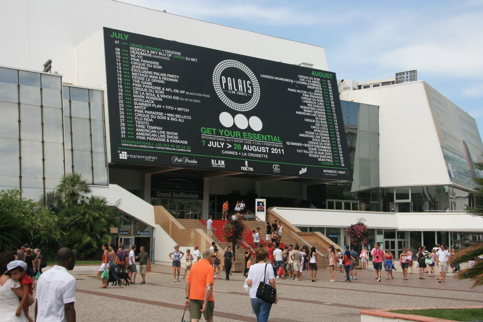 Grand Auditorium-Cannes 2013
