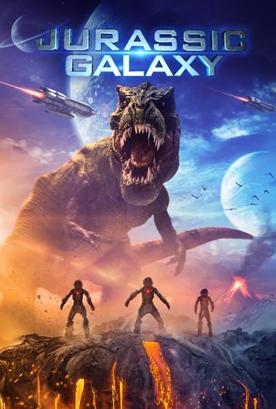 Jurassic Galaxy [2019] [CUSTOM BD] [DVDR] [NTSC] [Latino]