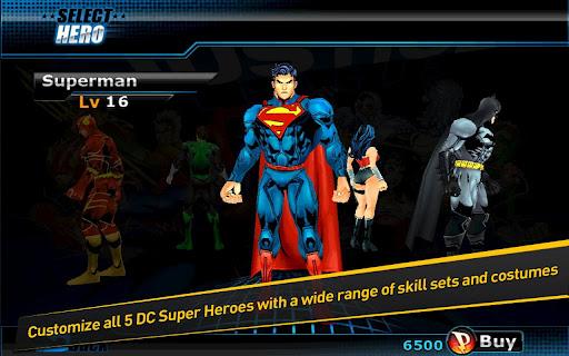 Justice League:EFD v1.0.2 APK