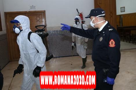 أخبار المغرب انتهاء الحجر الصحي لمواطنين باشتوكة دون إصابات بفيروس كورونا المستجد covid-19 corona virus كوفيد-19