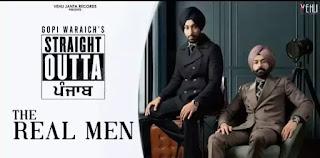 THE REAL MEN Lyrics - Gopi Waraich x Tarsem Jassar