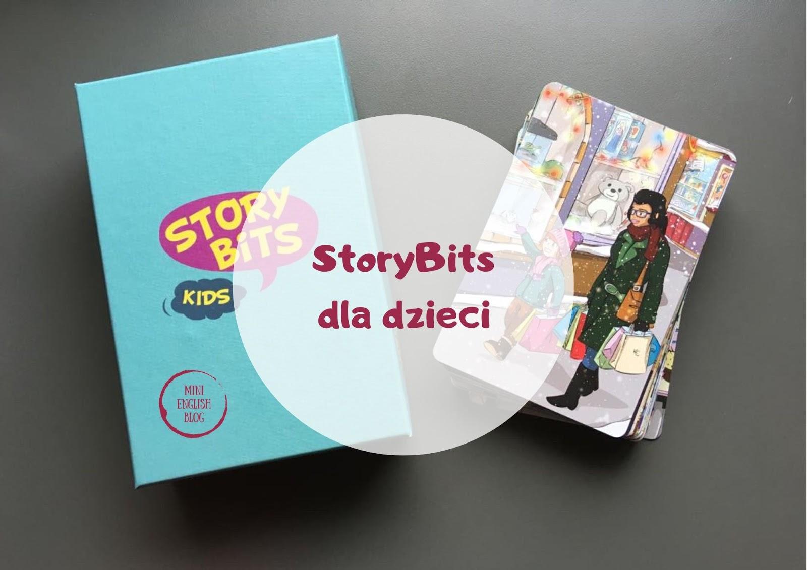 Gra w skojarzenia z kartami StoryBits Kids