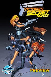 Victoria's Secret Service - Cover
