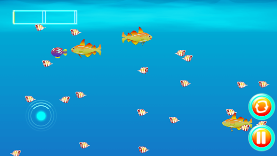 تحميل لعبة السمكة feeding frenzy للاندرويد كاملة مجانا