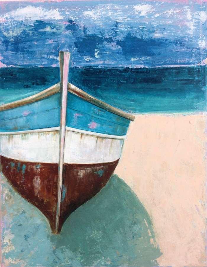 Пляжные сцены. Kristine Gottsch