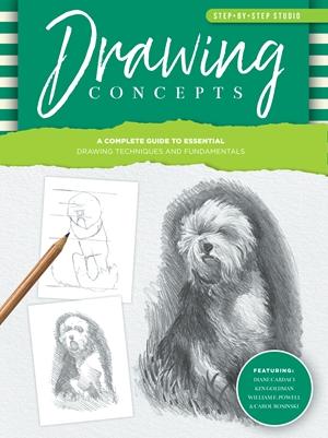 step by step studio drawing