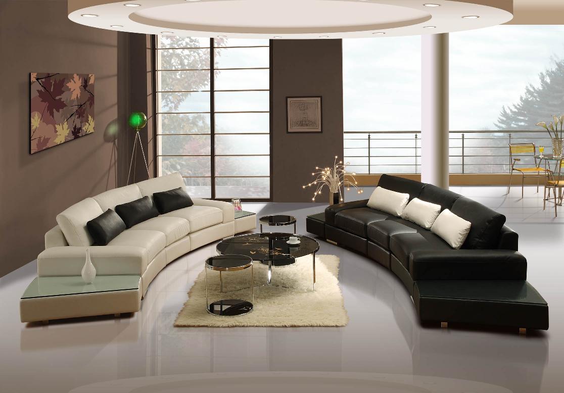 design Modernas idéias de design de interiores