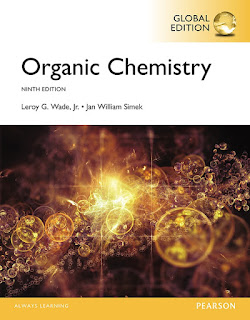 Organic Chemistry 9th Global Edition by Wade and Simek