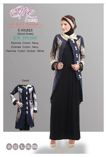 Trend Baju Muslim Long Dress Modern Untuk Ke Pesta Update
