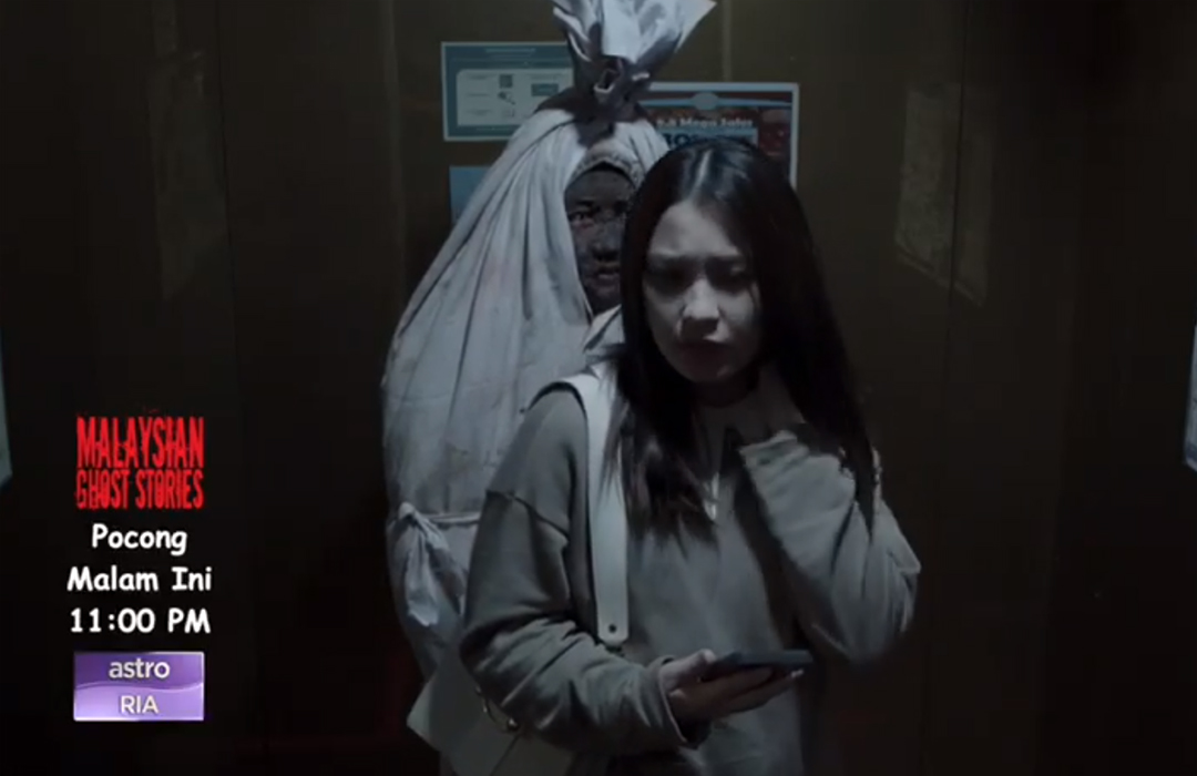 Malaysian Ghost Stories Episod 8 : Pocong