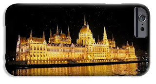 Buy iPhone case of Parliament Building Budapest