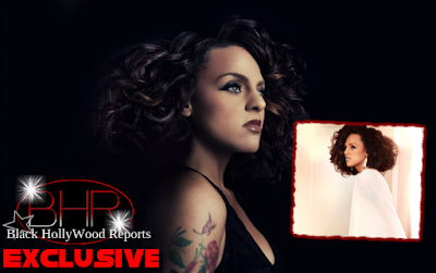 Marsha Ambrosius Announces She Is Pregnant