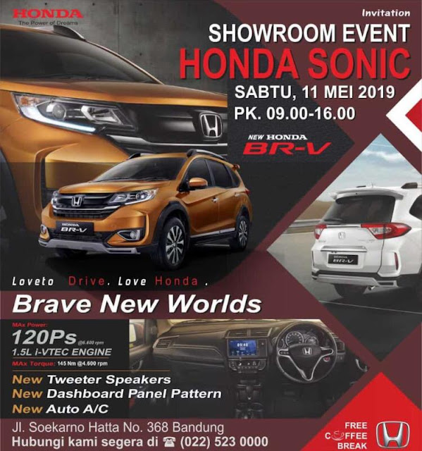 Dealer Honda Bandung