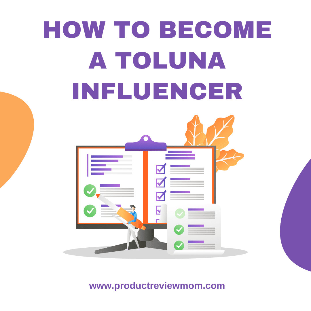 How to Become a Toluna Influencer