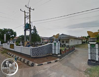 FOTO 4 : Kantor Desa Kalijati Timur, Kecamatan Kalijati.