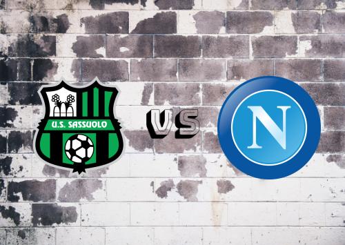 Sassuolo vs Napoli  Resumen