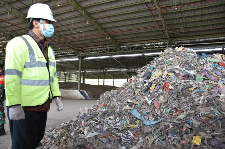 RDF Cilacap, Teknologi Olah Sampah Jadi Energi Alternatif