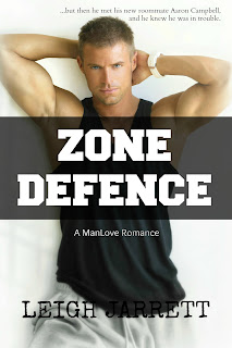 Zone Defence by Leigh Jarrett