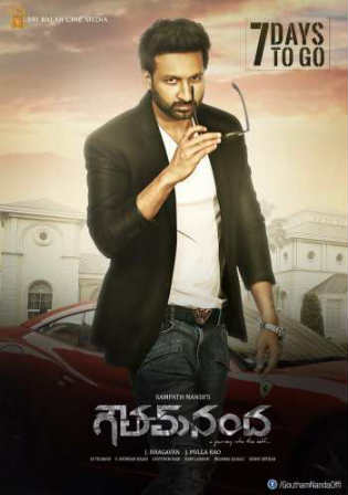 Goutham Nanda (2017) – Hindi Dubbed