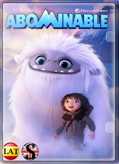 Un Amigo Abominable (2019) HD 720P LATINO/INGLES