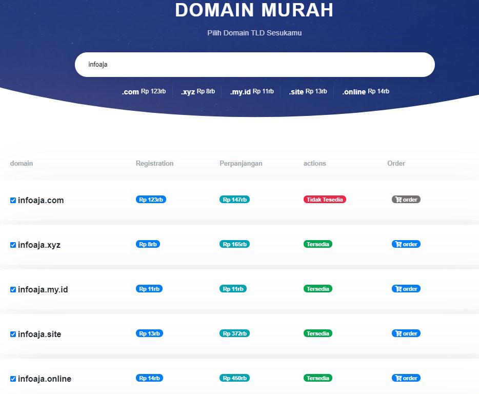 domain murah di jagoweb